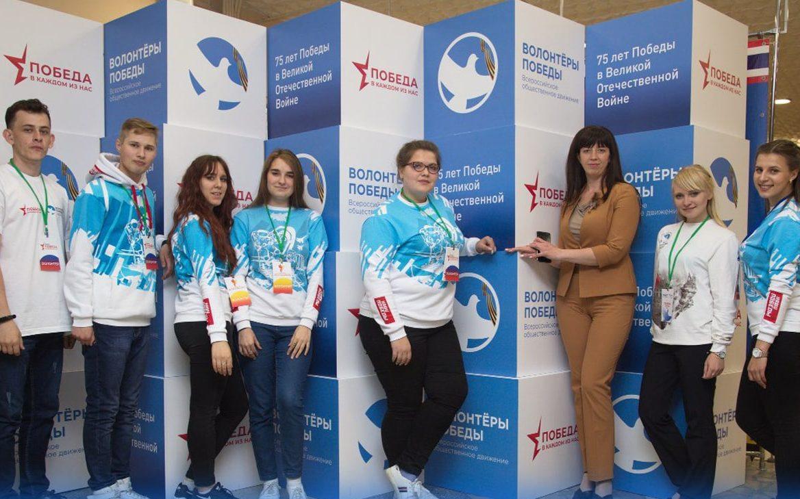 В Год памяти и славы окружной центр Алтайского края по подготовке волонтёров Победы стал лучшим в стране