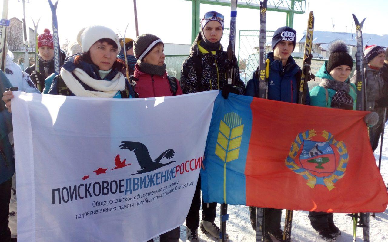 В Алтайском крае организуют лыжные переходы в память о бойцах-лыжниках Великой Отечественной войны