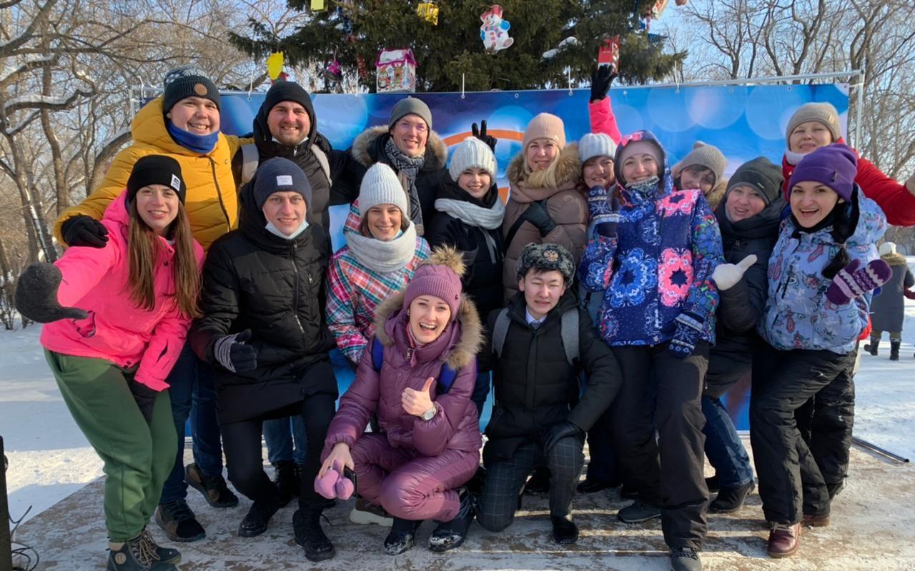Барнаульцы провели добрый выходной