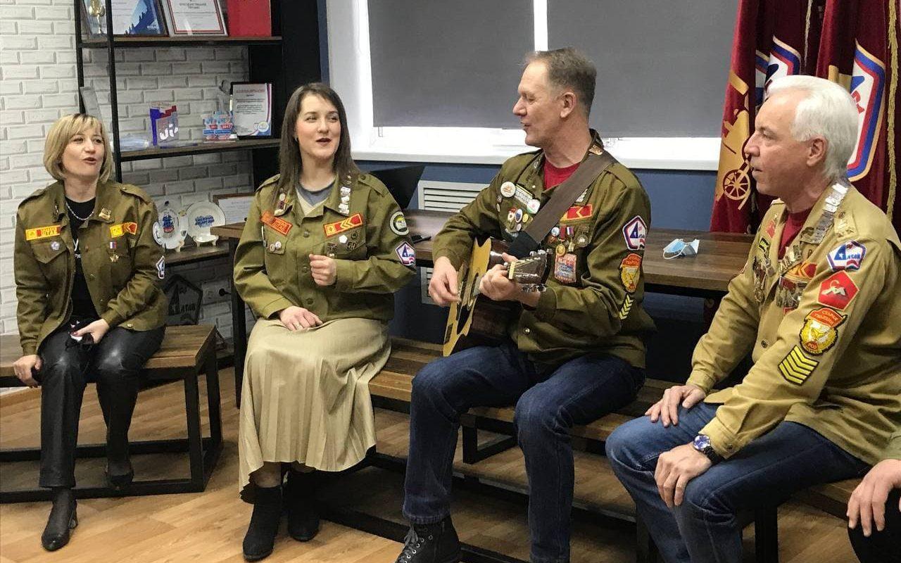 Как отметили День РСО в Алтайском крае