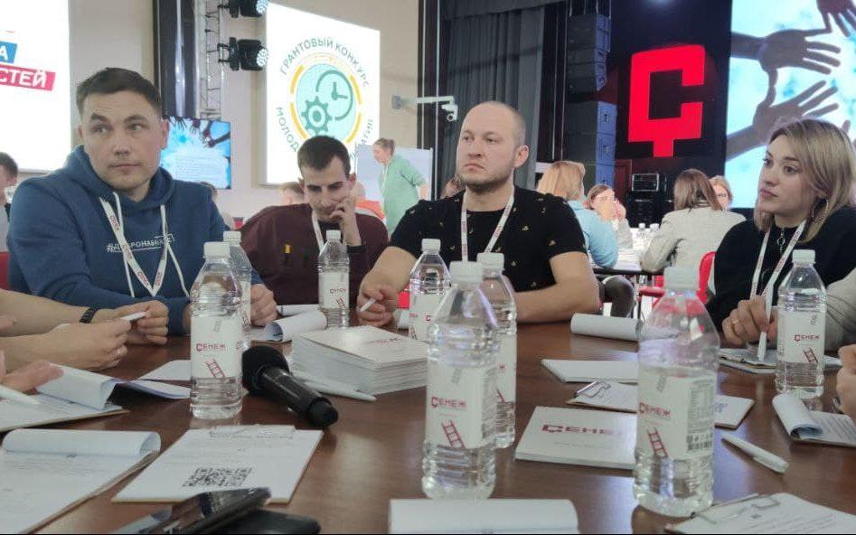 Организаторы форума «Алтай. Территория развития» прошли обучение на семинаре для дирекций всероссийских и окружных молодёжных форумов