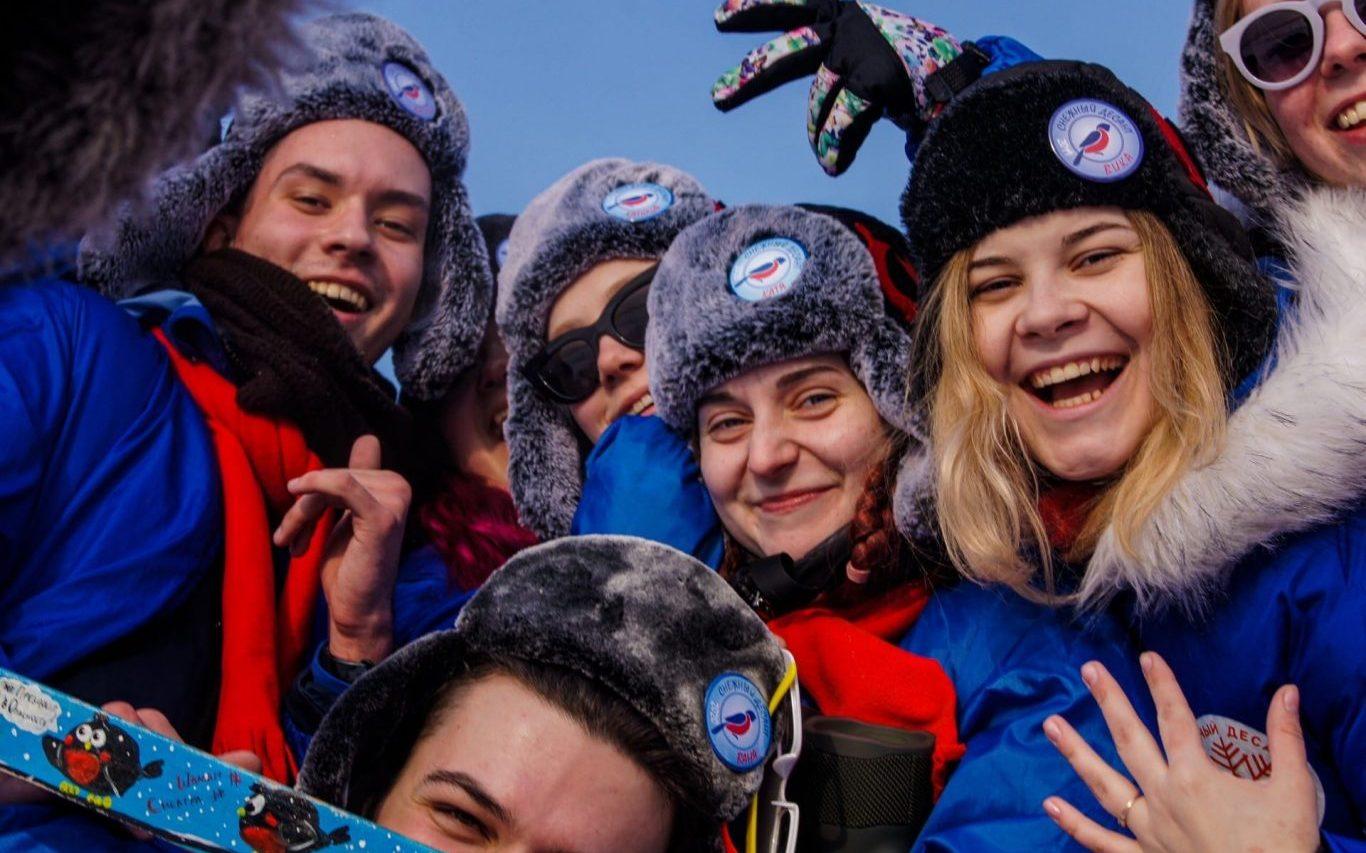 Алтайские студотряды отправились в «Снежный десант РСО-2021»