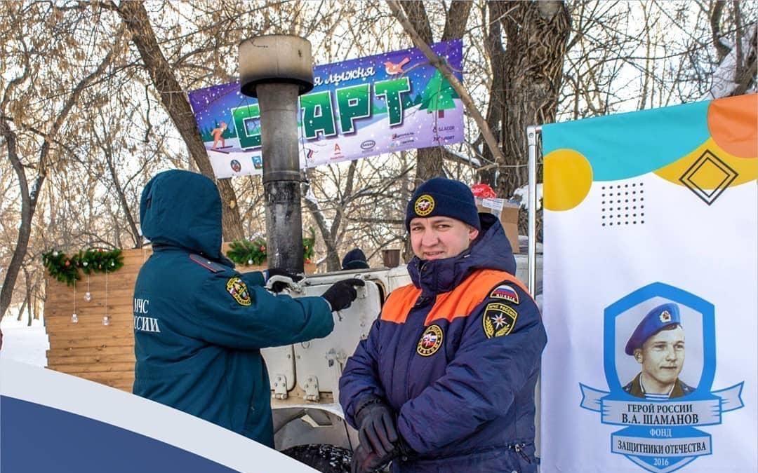 Барнаульцев приглашают на спортивный праздник в честь Дня защитника Отечества
