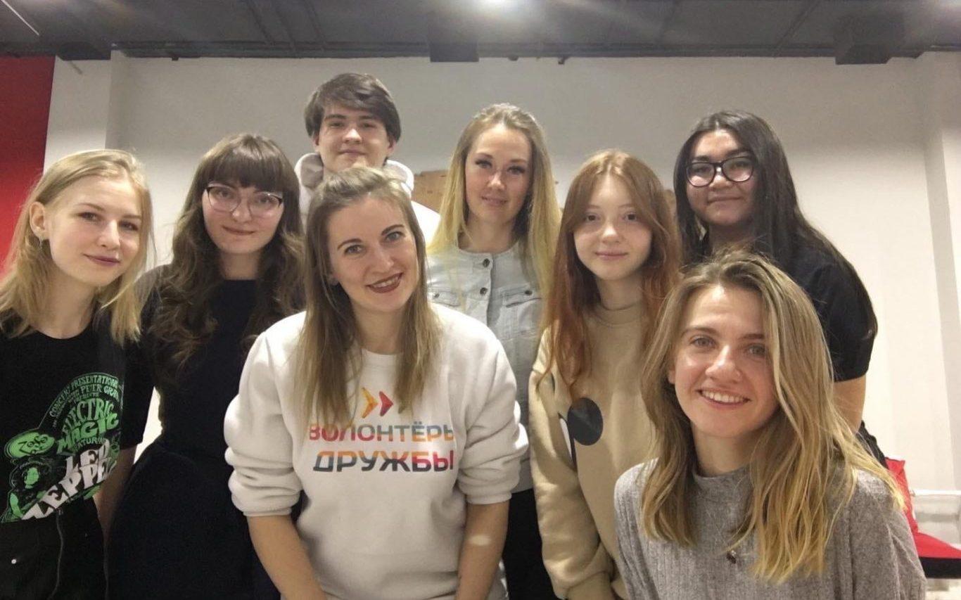 В Алтайском крае сформирован корпус волонтёров дружбы