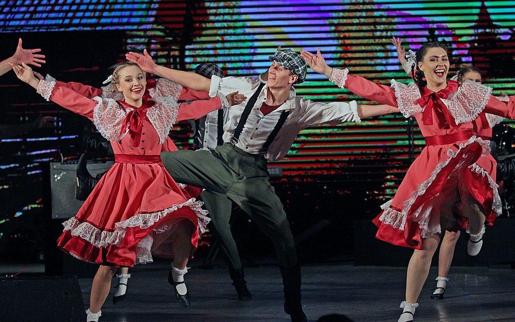 СМИ о нас: фоторепортаж с фестиваля студенческого творчества «Феста»