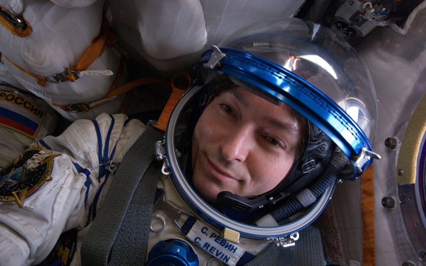 Алтайская молодёжь в прямом эфире пообщалась с космонавтом