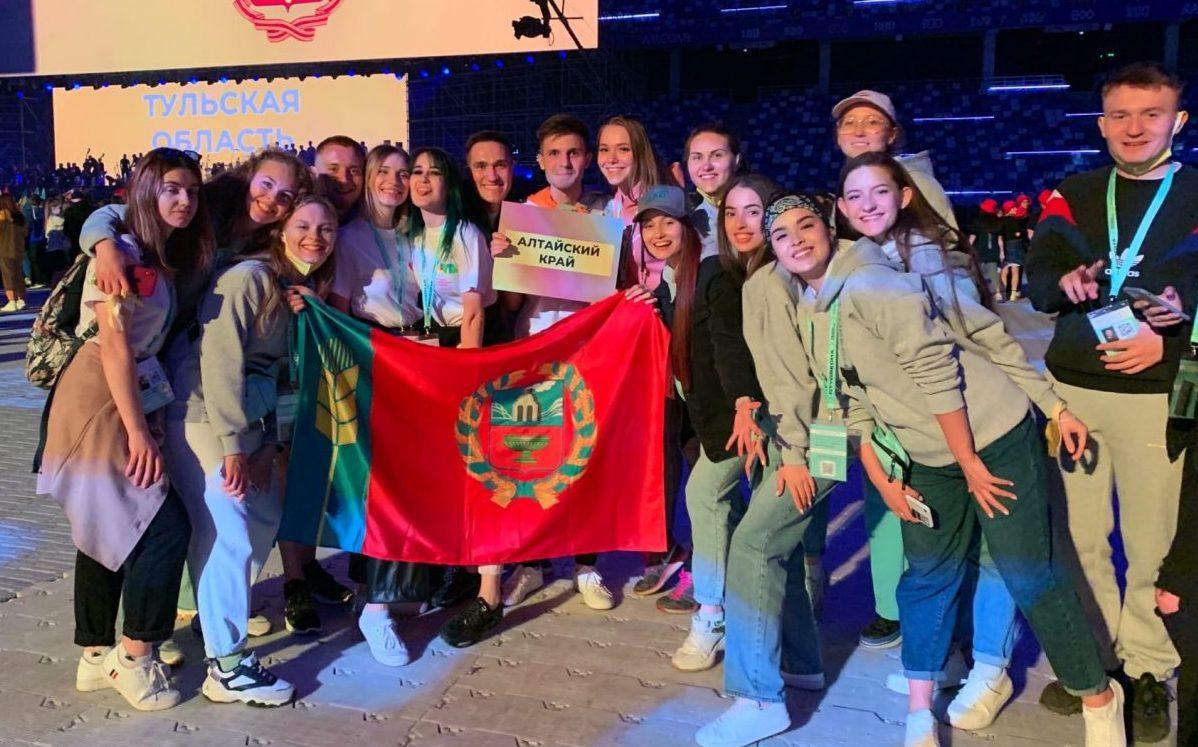 Алтайские студенты – призёры «Российской студенческой весны»