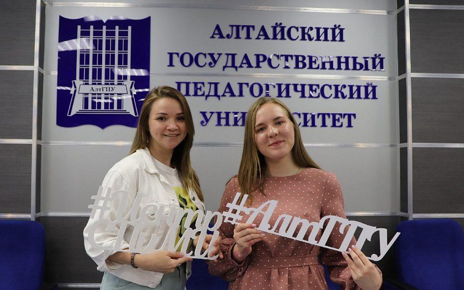 Алтайские студенты встретились с амбассадором и куратором всероссийского конкурса «Твой Ход»