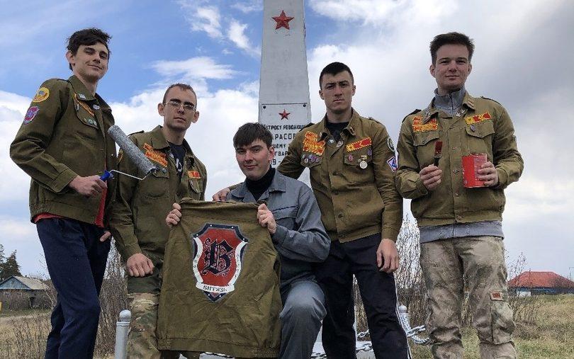 Краевой студенческий отряд «Алтай» присоединился ко всероссийской акции «Фронтовая бригада»