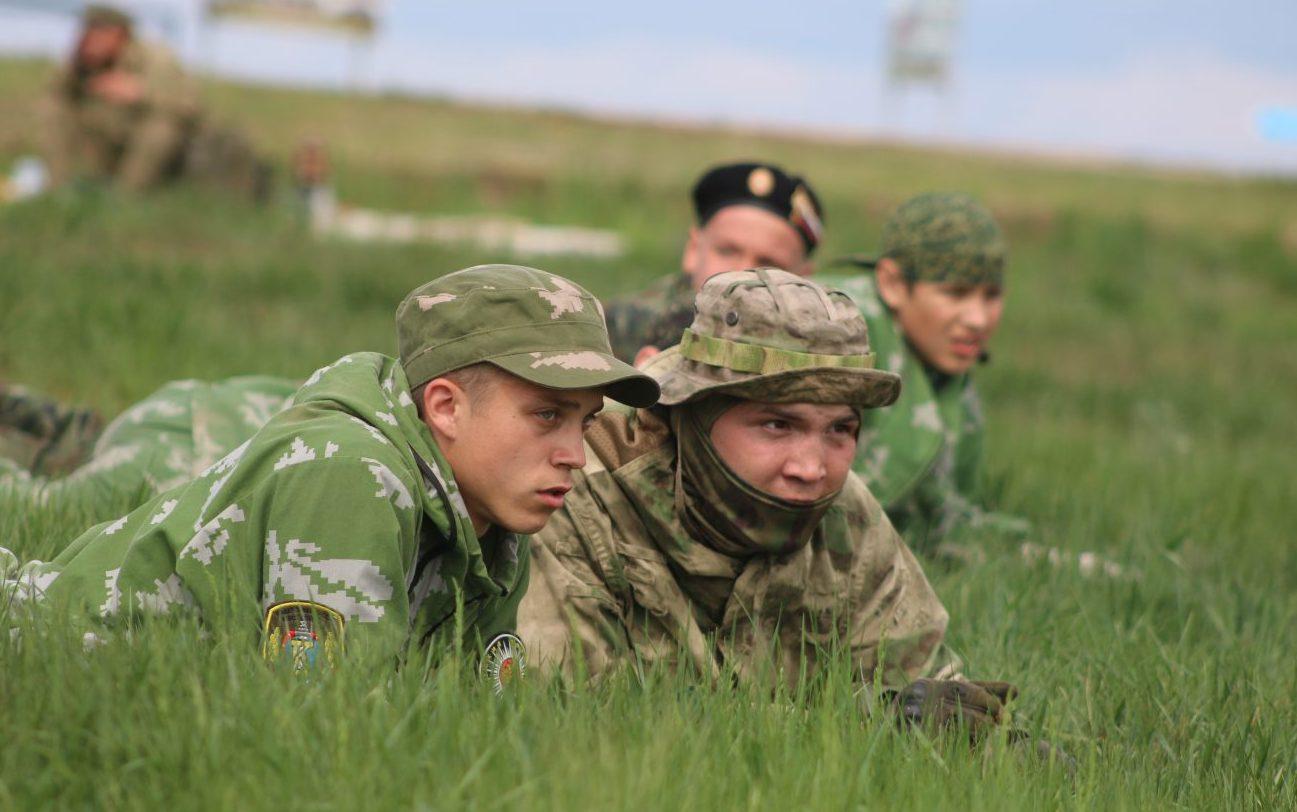 Военно-патриотическая игра «Зарница». Опубликованы видео