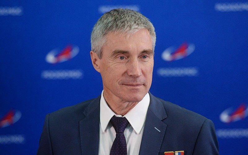 Участники форума «АТР» пообщались с космонавтом Сергеем Крикалёвым