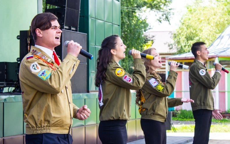 Алтайские студотряды открыли Зональную городскую студенческую стройку «Барнаул-2021»