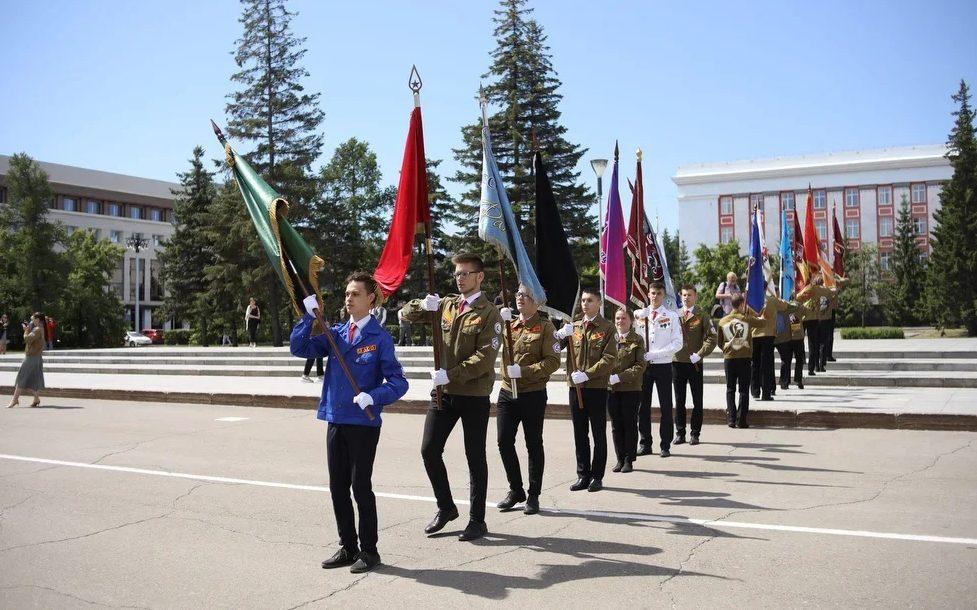 Труд крут: алтайские студотряды открыли трудовой семестр