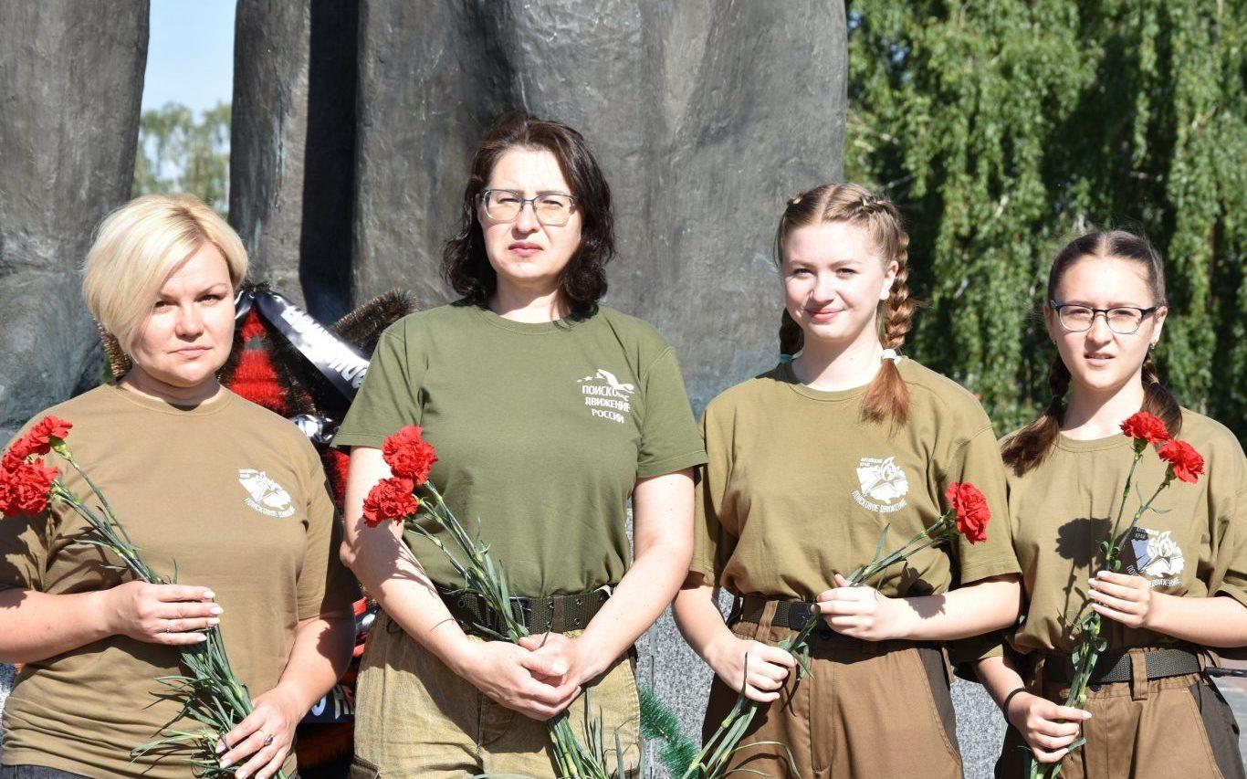 Школьные поисковые отряды края приняли участие в слёте поисковых отрядов Сибирского федерального округа