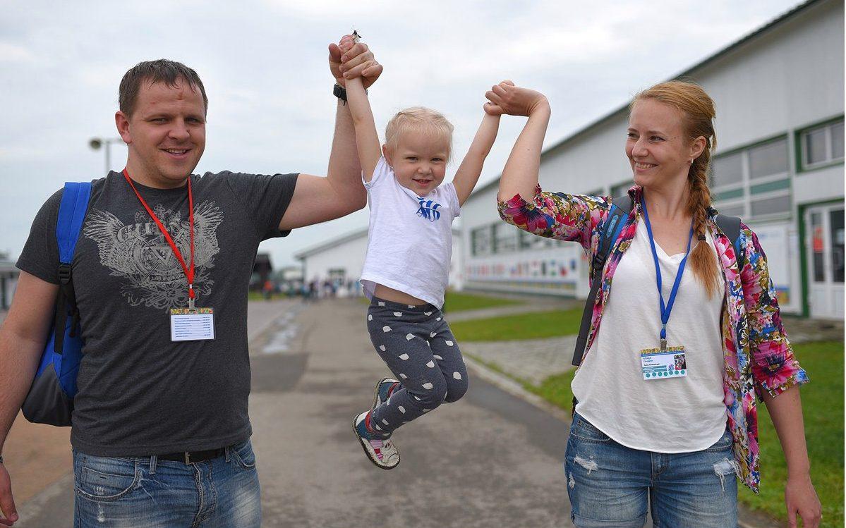 «Все на борт!» Семейные команды Алтая приглашают на марафон добрых дел