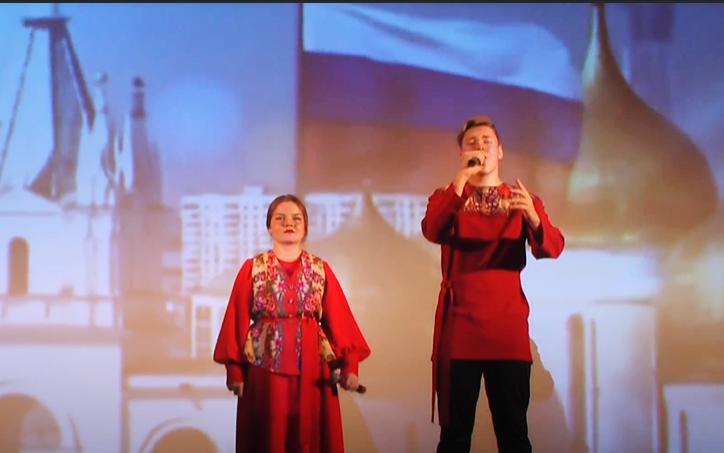 В День российского флага в Алтайском крае прошел онлайн-флешмоб