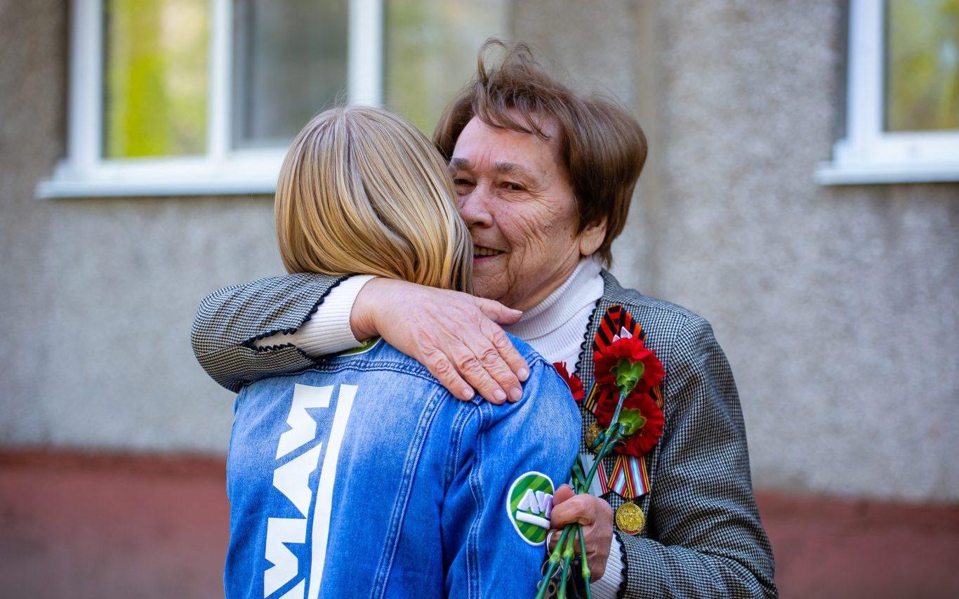 В России проходит марафон благодарности некоммерческим организациям