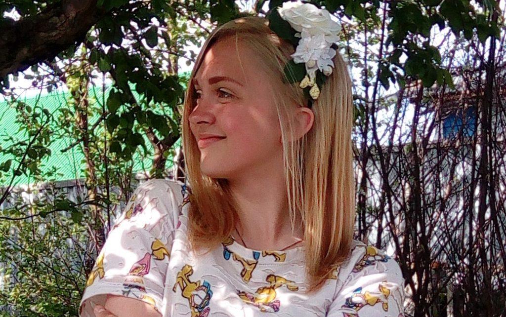 Участница всероссийского конкурса «Твой Ход» Диана Голубева: «Хочу сделать в жизни что-то полезное и важное»