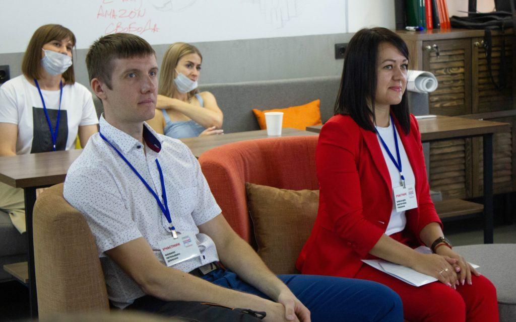 В краевой столице проходит региональный этап конкурса «Молодой предприниматель России»