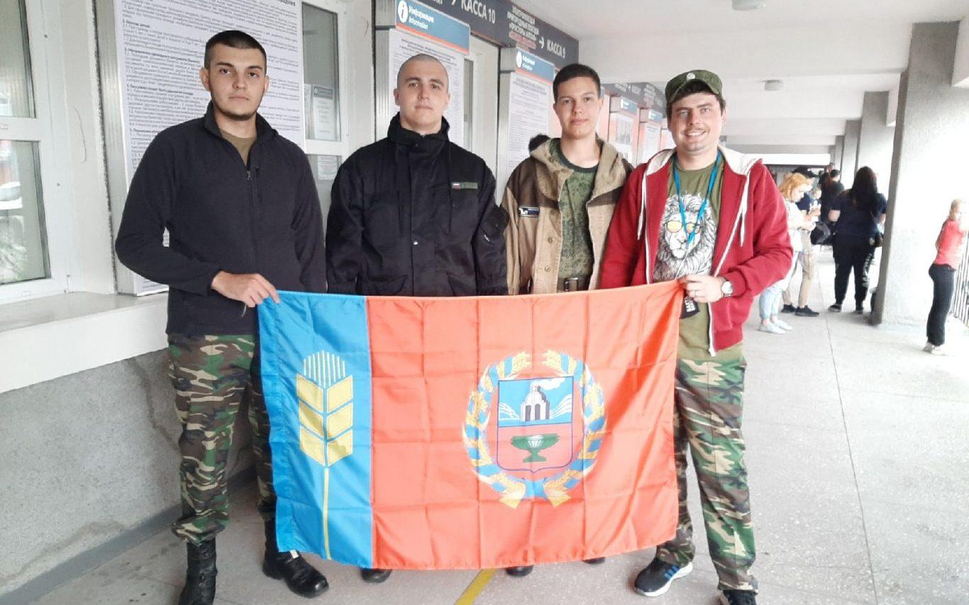 Поисковый отряд «Ориентир» отправился на «Вахту Памяти»