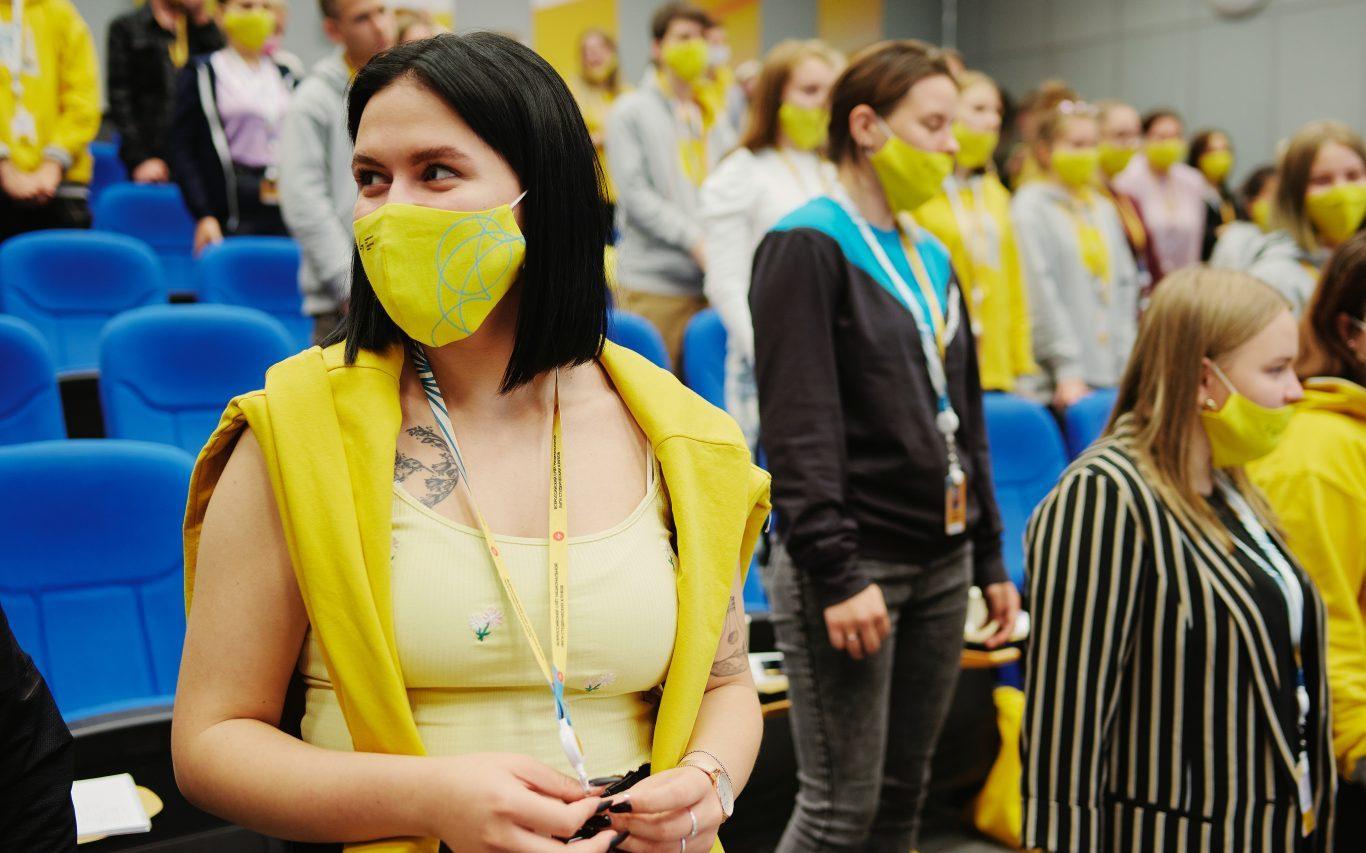 Алтайская студентка представила регион на слете Национальной лиги студенческих клубов